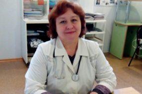 Амвросова Валентина Ивановна