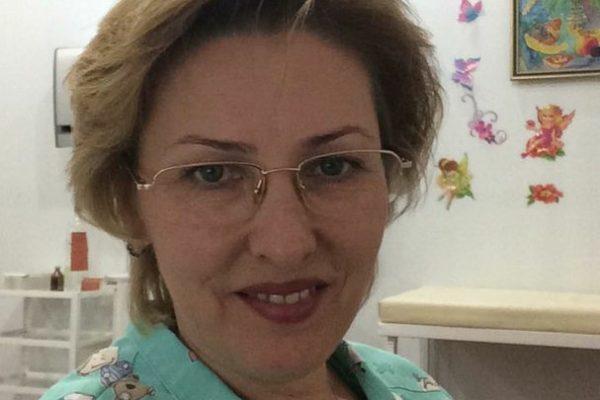 Початкова Людмила Васильевна