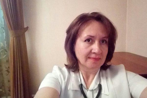 Милосердова Галина Ивановна